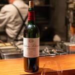 TACUBO - 2020.3 赤ワイン