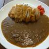 ペピタライオン - 料理写真:ロースカツカレー