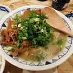 野菜を食べるごちそうとん汁 ごちとん - おいしそうだけど、この系統の甘さは苦手です。味噌好きの名古屋の人向けの味なのかも。