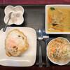 アナンタヤ - 料理写真:グリーンカレーセット