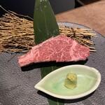 京町家の黒毛和牛一頭買い焼肉 市場小路 -