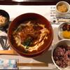 麺喰 - 料理写真:ビーフシチューうどんセット