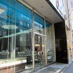 近江屋洋菓子店 - ちょっと古めかしい外観