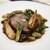 フランス料理 タンモア - 料理写真: フランス ロゼール産子羊  鞍下肉のバロティーヌ、ふきのとうの苦みと共に