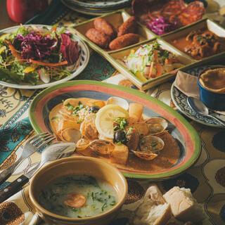 ポルトガル料理って美味しい!気軽に楽しめるコース
