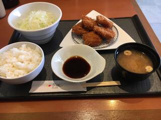 創作とんかつ ケ晴レ - 日替り890円