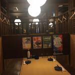 日本酒原価酒場 元祖わら屋 - 内観写真: