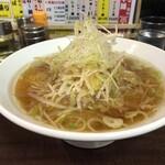 麺屋KAZU - 料理写真:ねぎちゃ~しゅ~麺