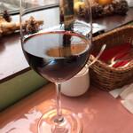 アントニオ - アントニオアトレ四谷店(ランチ限定赤ワイン)