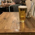 ブルージャムカフェ - 生ビール
