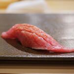 Sushiamami - トロ(赤酢)