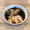くじら食堂 - 料理写真:限定C 生姜ブラック 肉増し(1,000円)