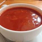 ベーグル・ワン - スープ。ミネストローネ