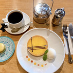 uchikawa六角堂 - スイーツセット
