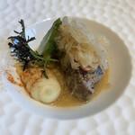 デギスタシオン - 豚肉のコンフィ アルザス風