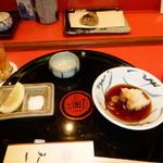 12739654 - 準備万端 天ぷらが揚がるのを待っています