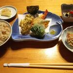 九重 - 天ぷら御膳