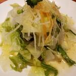 壁の穴 - 料理写真:サラダ
