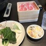 しゃぶ葉 - 料理