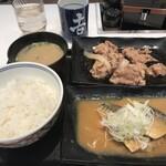 吉野家 - 料理写真:料理