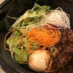 本格東京ジャージャー麺 - ジャージャー麺