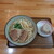 ジュネ - 三枚肉そば並 \600とジューシーセット\50(20-03)