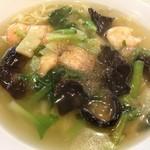 中国料理 正邦 - えびそば