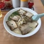 なべさんラーメン - 料理写真: