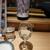 日本酒エビス - ドリンク写真:グラスの白線が入っています(20-03)