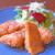 LORE - 料理写真:トリュフ香るキンメカツレツ 1500円