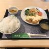 日和佐 - 料理写真:チキン南蛮定食