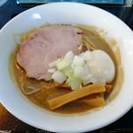 127423383 - 「煮干豚骨らぁ麺(15食限定)」1100円