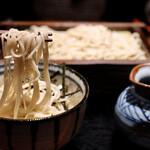 炙りもんと蕎麦 満月 - 麺リフト