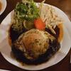 バイキング - 料理写真:ハンバーグステーキ 1,000円