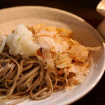酒肴蕎麦 日和り - おろしいなか蕎麦(680円)
