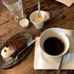 プラスフレッシュ - 深煎りコーヒーとガトーショコラ