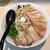 永斗麺 - ホタテらーめん、豚バラ増量