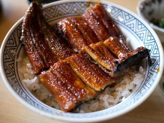 吉田屋 美濃錦 - 鰻丼