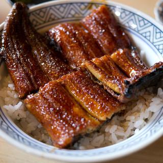 吉田屋 美濃錦 - 料理写真:鰻丼