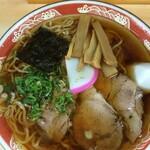 丸川屋 - 料理写真:ラーメン