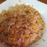 大枡 - 料理写真:炒飯580円 パラパラ美味しい