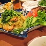 タイ料理レストランThaChang - クンパッポンカリー