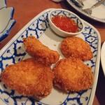 タイ料理レストランThaChang - トートマンクン