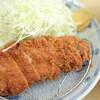 Nofuuzo - 料理写真:ロースカツ定食。松。