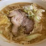 魂麺  - 料理写真:みそ魂麺