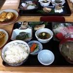 磯や - 磯や定食(2000円)