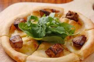 ペスカ - ≪フォアグラのピザ≫ お好きなピザでハーフ&ハーフも可