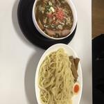 ラーメン麺雅 - つけ麺(中)