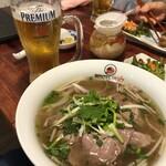 ベトナム料理店 ウィッチ フォ - 牛肉のフォー