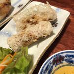ベトナム料理店 ウィッチ フォ - 鶏肉の揚げ春巻